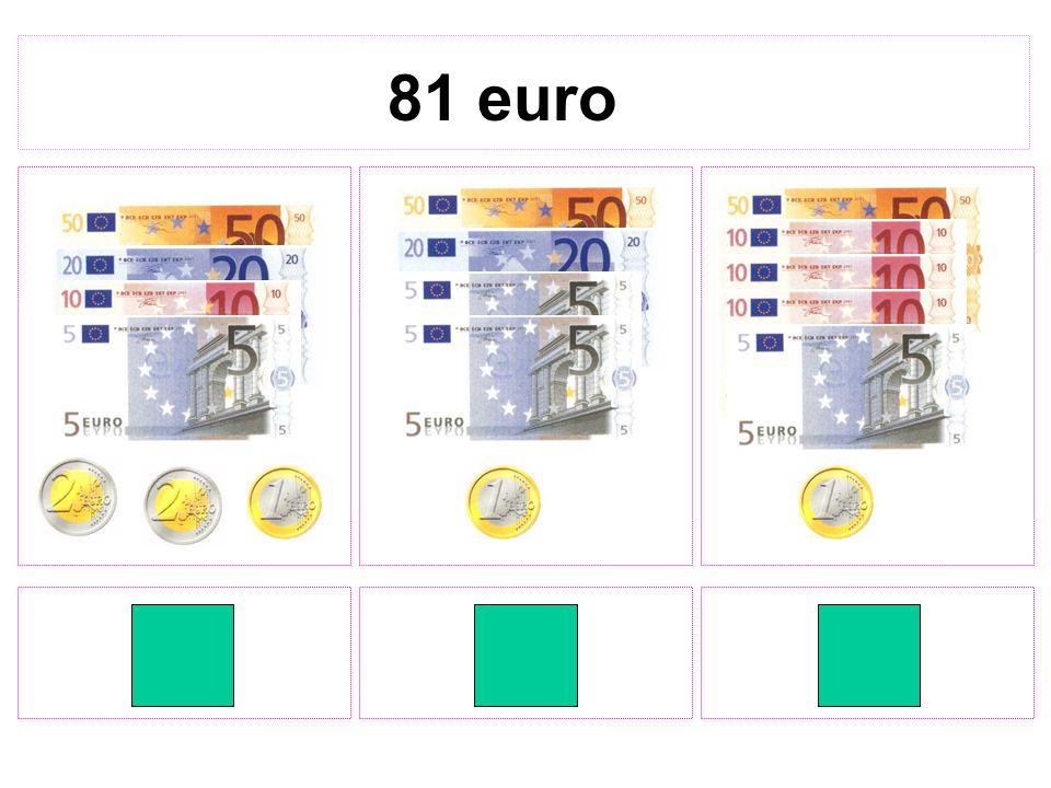81 euro