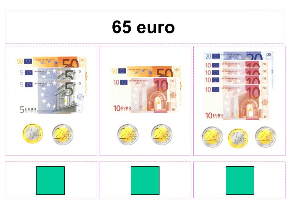 65 euro