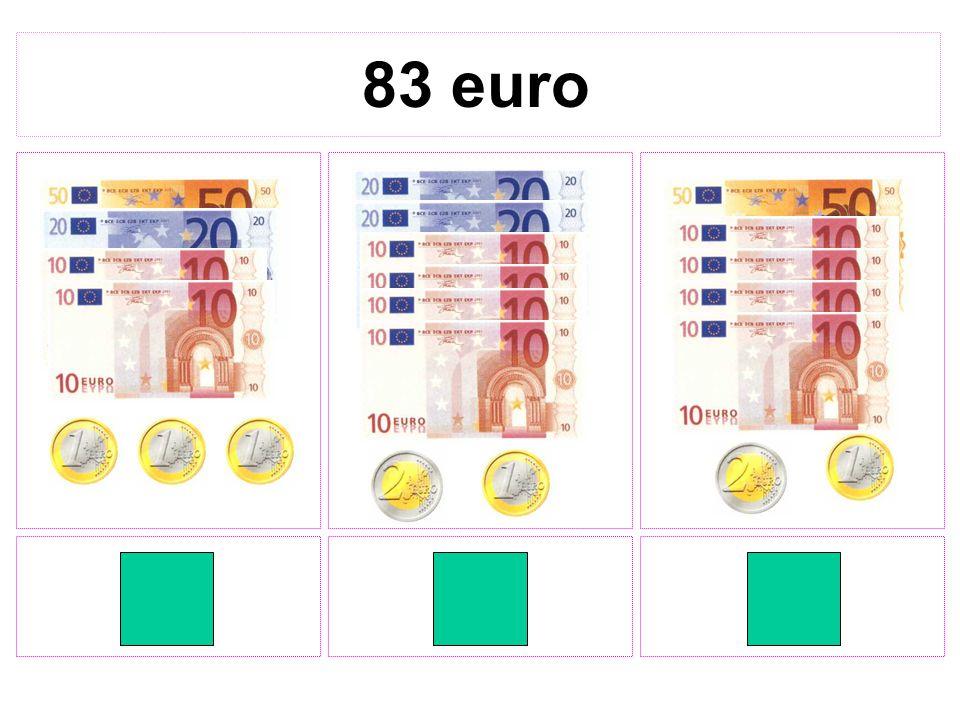 83 euro