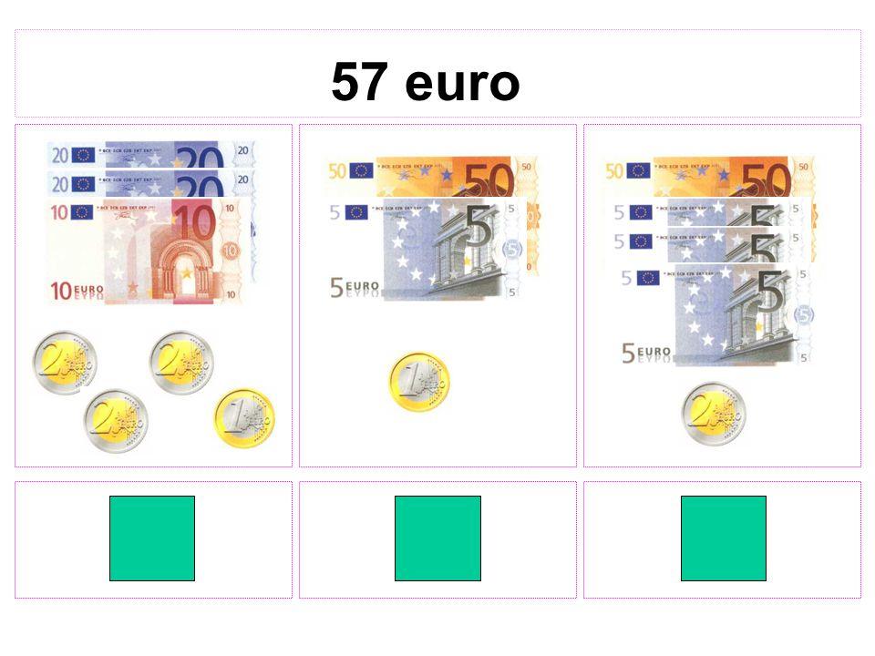 57 euro