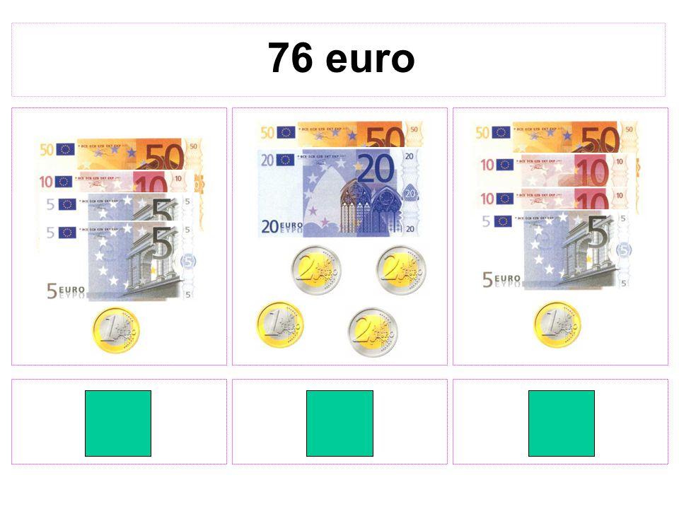 76 euro