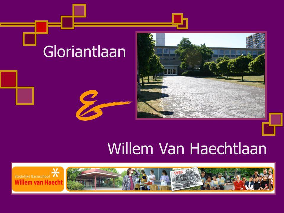 Gloriantlaan Willem Van Haechtlaan
