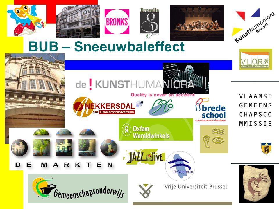 BUB – Sneeuwbaleffect
