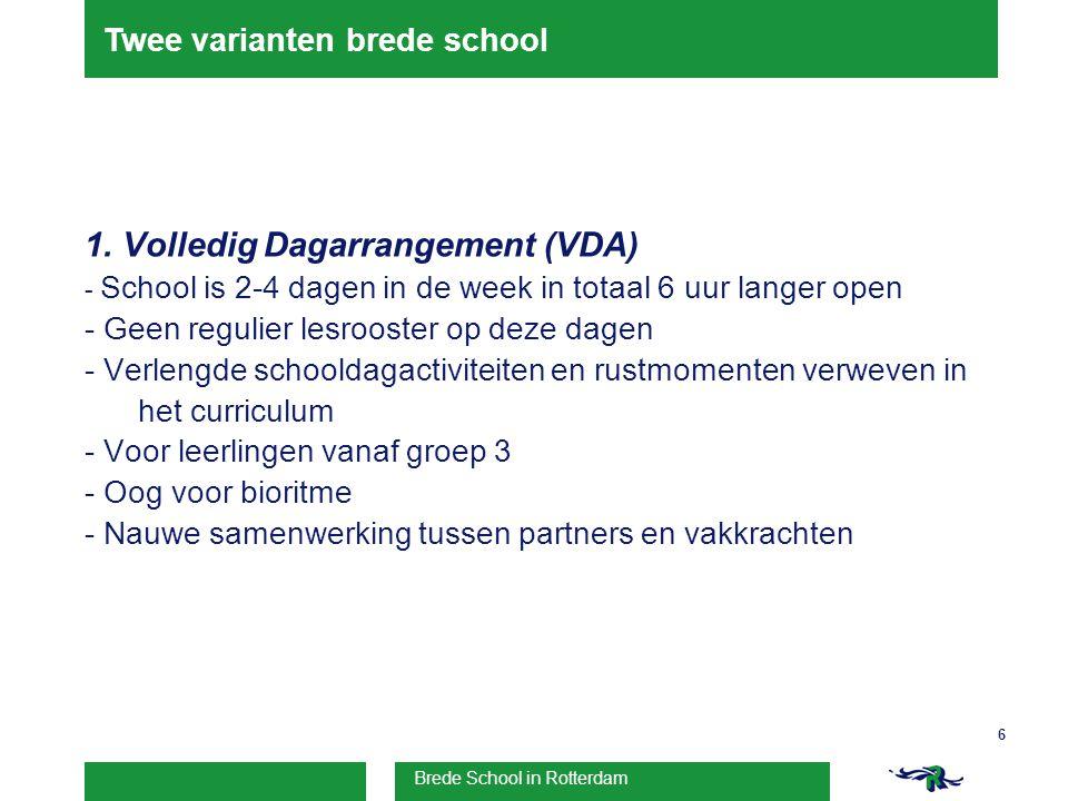 Brede School in Rotterdam 6 1.