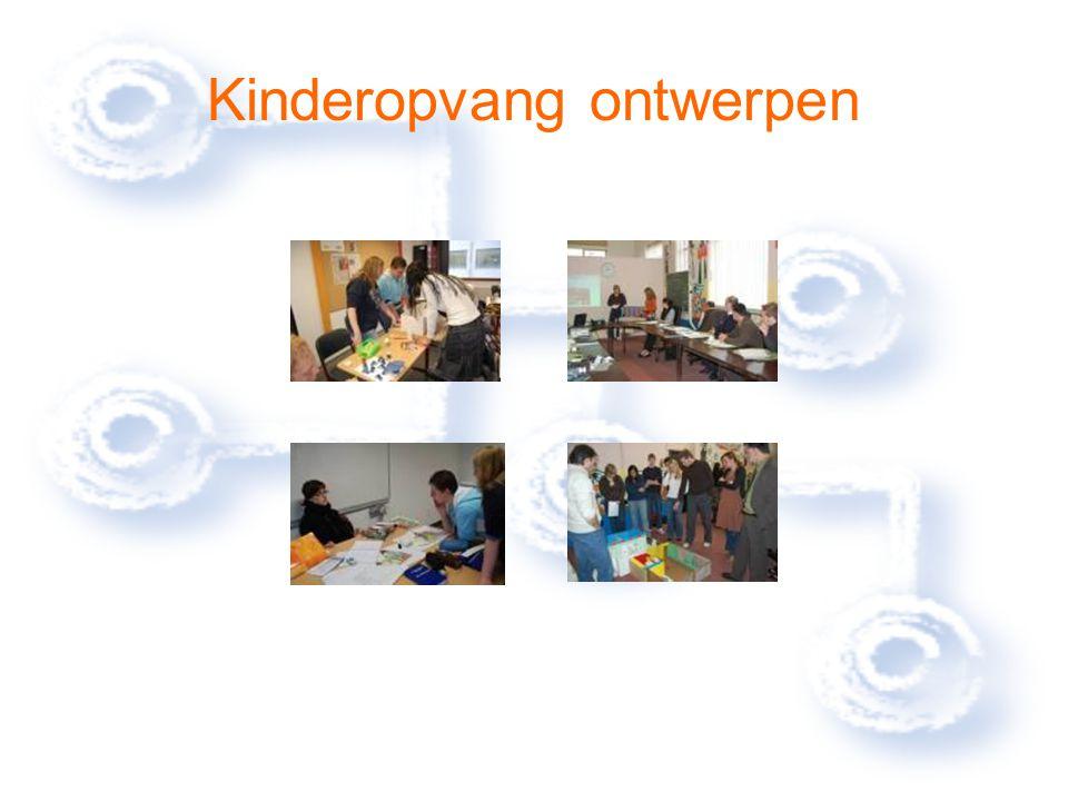 Kinderopvang ontwerpen