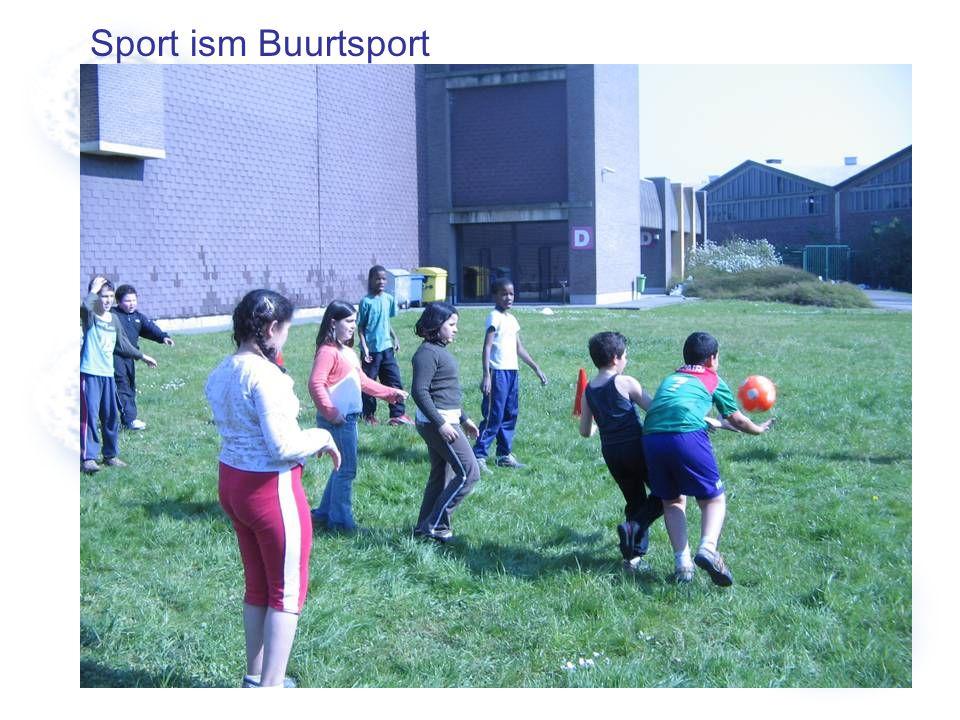 Sport ism Buurtsport