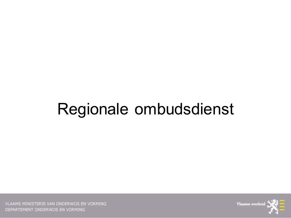 Regionale ombudsdienst