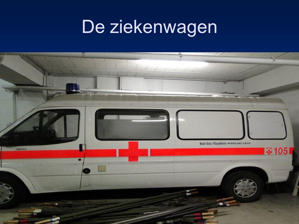De ziekenwagen