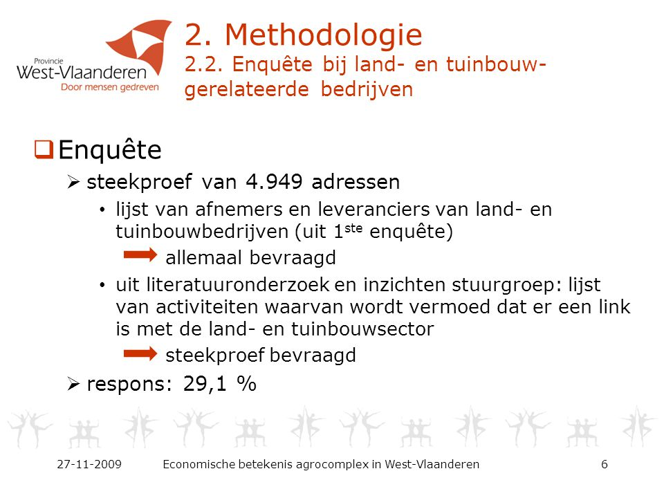 2. Methodologie 2.2.