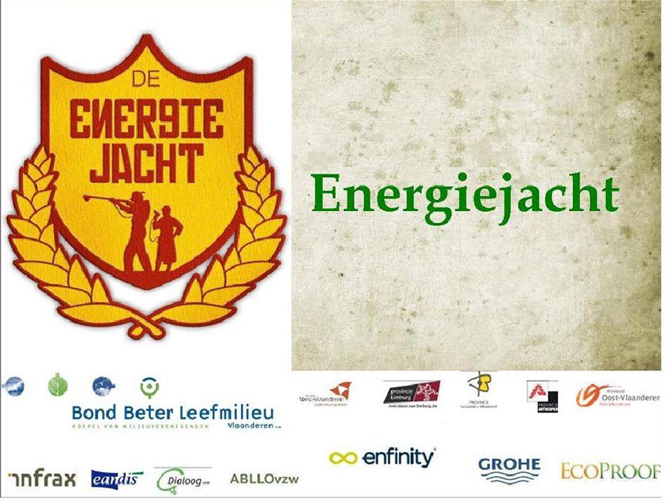 Resultaten – wijkbuit Kortrijk Energiejacht De jagers van 't stad4,29 % Kortrijk ZO!-28,78 % Bouwblokbuurt-15,33 % Kortrijk bespaarde dus-12,06 %