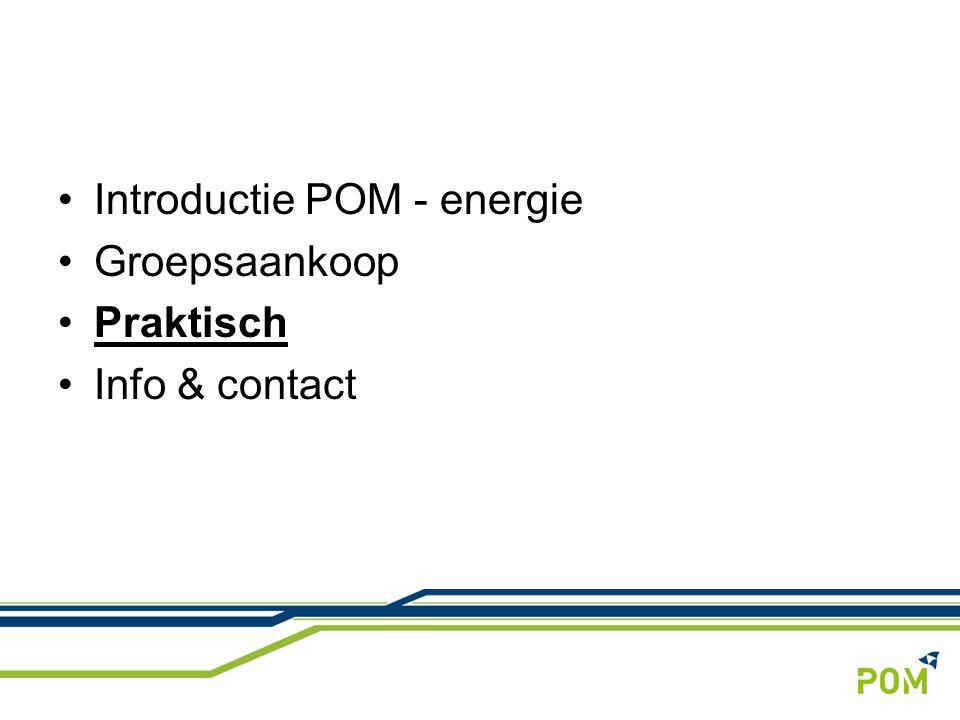 De projectpartners van ECO2PROFIT: De projectactiviteiten in West-Vlaanderen worden gefinancierd door: Projectuitvoering voor West-Vlaanderen:
