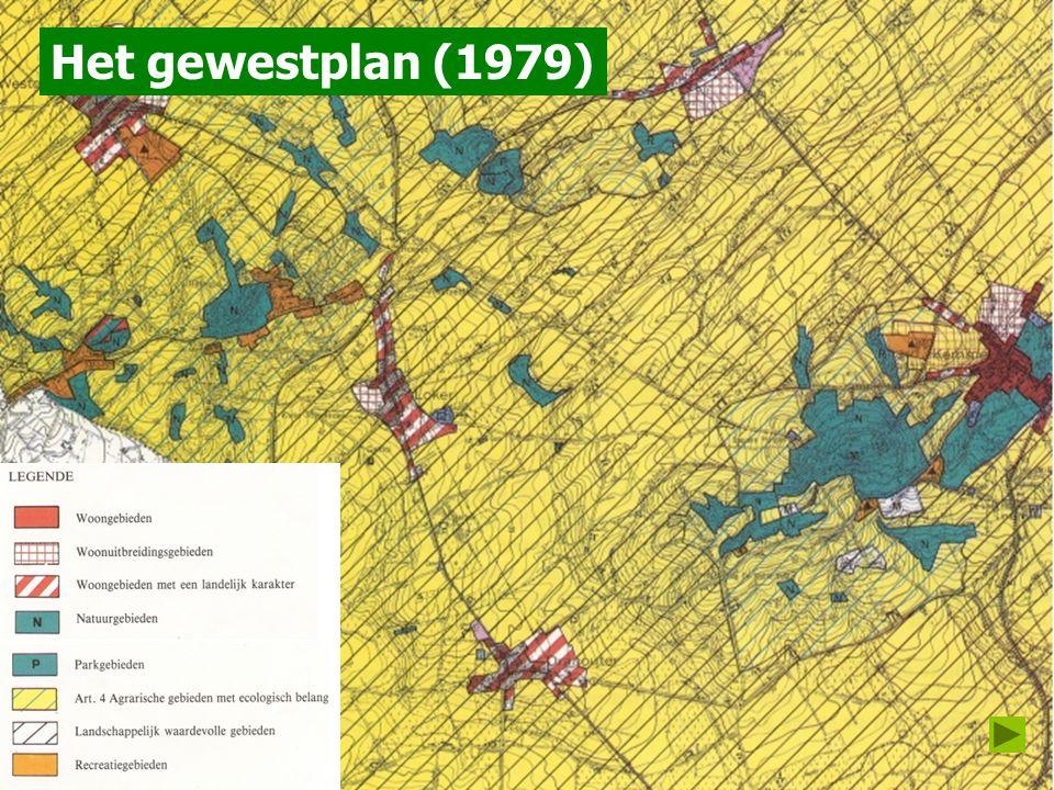 Het gewestplan (1979)
