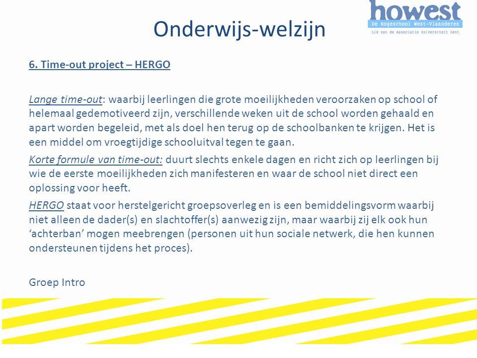Onderwijs-welzijn 6.