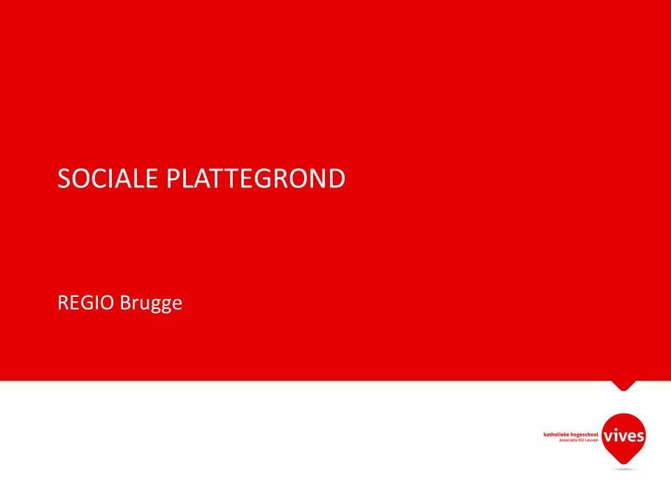 SOCIALE PLATTEGROND REGIO Brugge