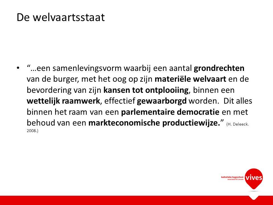 Specifieke doelgroep & specifieke voorzieningen 'middelenafhankelijkheid' en 'verslaving' Mantelzorg en zelfhulp: AA & Al-Anon & Al-Ateen, zelfhulpgroepen voor gokverslaafden, praatgroepen voor ouders, gebruikers… Straathoekwerk (jaren 80) Eerstelijnshulpverlening zoals huisartsen, CAW's, JIAC werkingen (Via CAW Midden West-Vlaanderen Roeselare) Specifieke ambulante centra: gespecialiseerde equipes binnen de CGG, maar ook MSOC gespecialiseerd voor druggebruikers (harm-reduction model) Antenne MSOC Oostende en Kompas Kortrijk