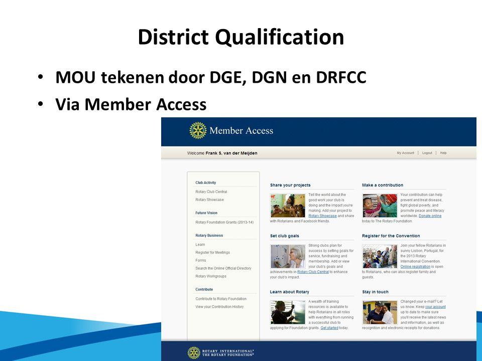 District 1550 Werkdag 6 oktober 2012 New Members: