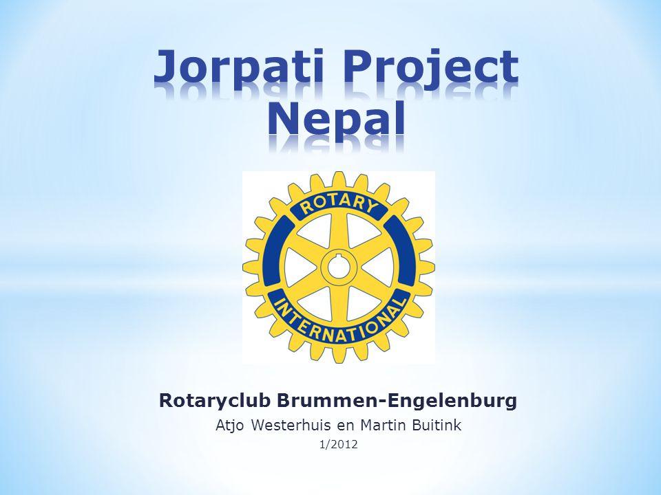 Rotaryclub Brummen-Engelenburg Atjo Westerhuis en Martin Buitink 1/2012