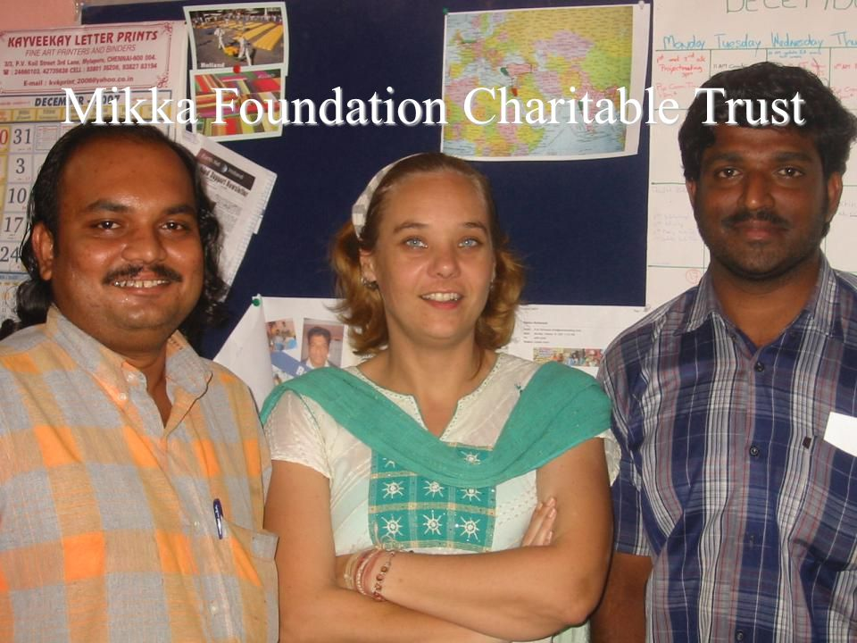 Mikka Foundation Charitable Trust