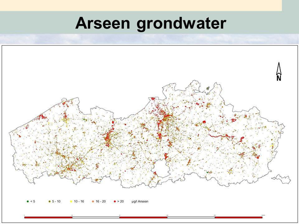 Arseen grondwater