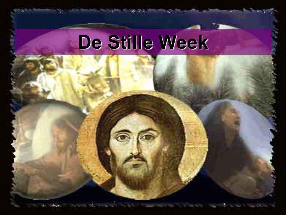 Deze liturgische samenkomst is het voorspel op het Pasen van de Heer...