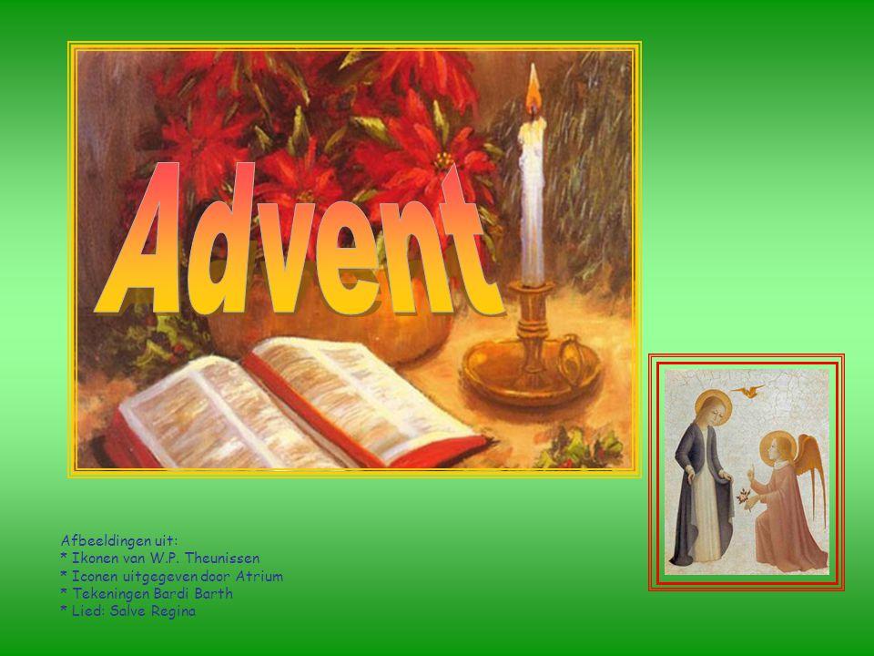 Wij bidden, we roepen: help ons, heilige Maagd, maak ons vrij van onze drang tot het kwaad, van zijn wurgende greep.