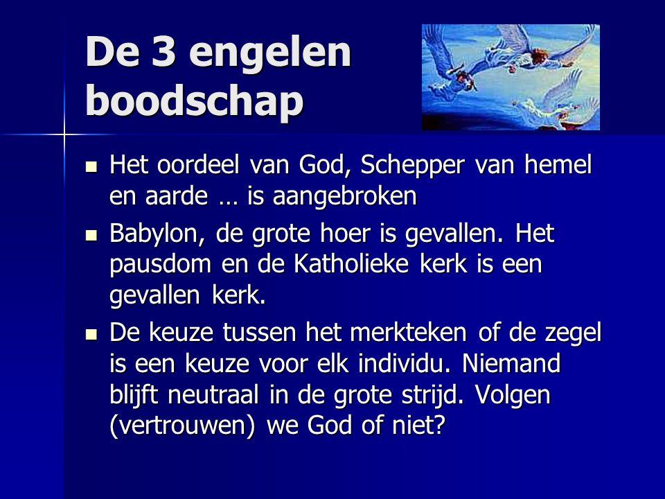 Het oordeel van God, Schepper van hemel en aarde … is aangebroken Het oordeel van God, Schepper van hemel en aarde … is aangebroken Babylon, de grote