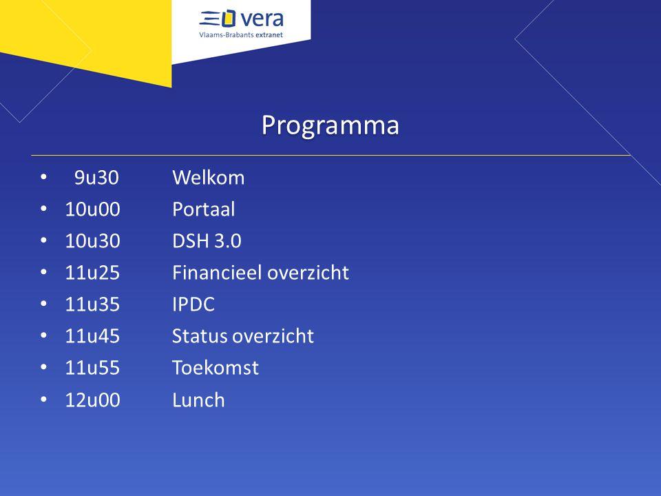 Positie van IPDC Een Vlaamse (of ook federale) productencatalogus wordt in de toekomst één van de authentieke bronnen Andere authentieke bronnen: – Rijksregister (personen) – VKBO (bedrijven) – CRAB (adressen, geografische data) Backoffice en frontoffice zullen met IPDC koppelen