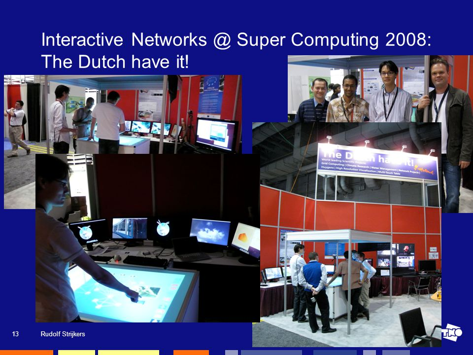 Interactive Networks @ Super Computing 2008: The Dutch have it.