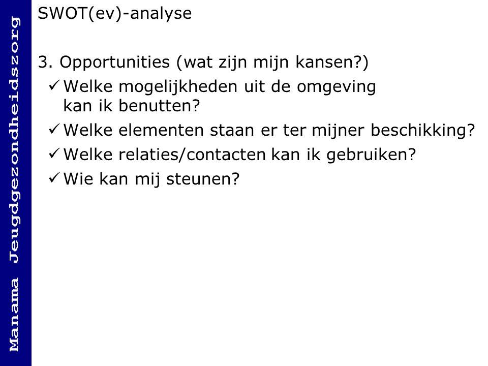 SWOT(ev)-analyse 3.