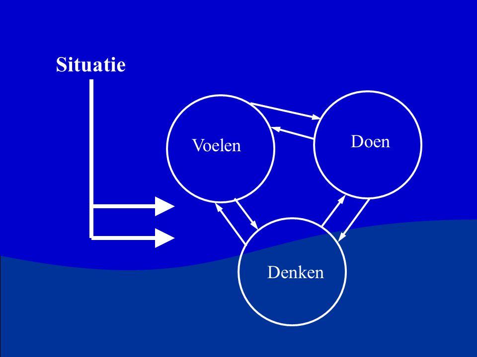 Situatie Voelen Doen Denken