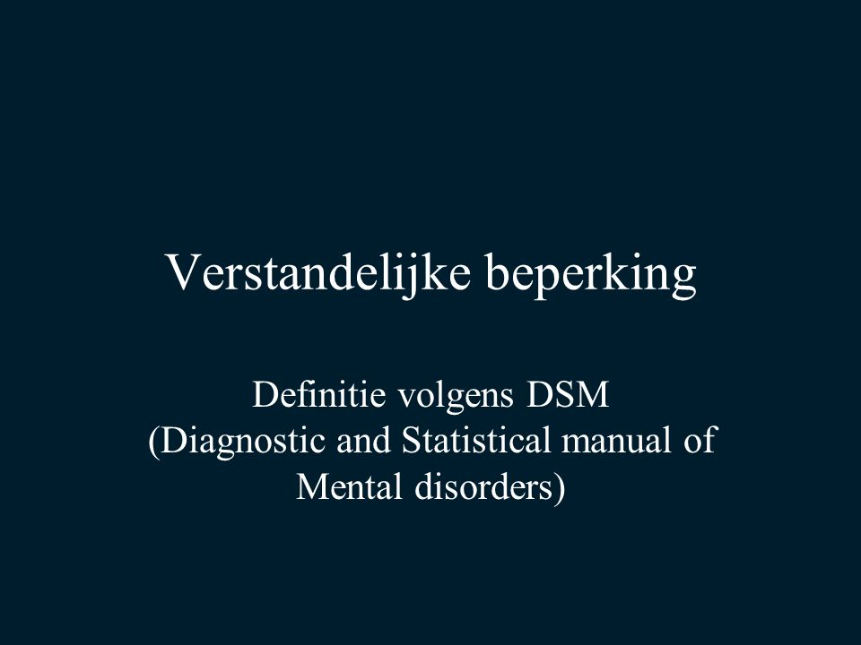 DM-ID Somatoform and factitious disorders Sexual and gender identity disorders Eating disorders Sleep disorders Impulse control disorders Adjustment disorders Personality disorders
