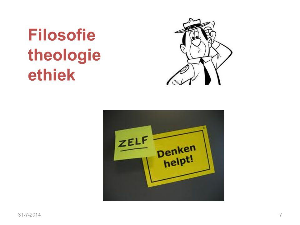 31-7-20147 Filosofie theologie ethiek
