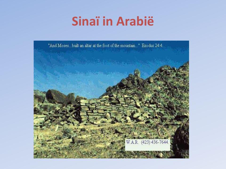 Sinaï in Arabië
