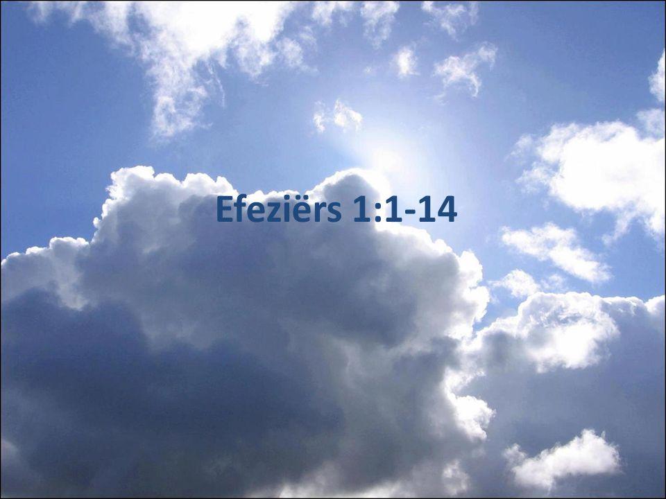 Efeziërs 1:1-14