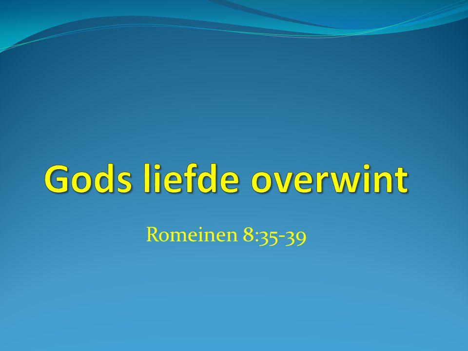 Romeinen 8:35-39