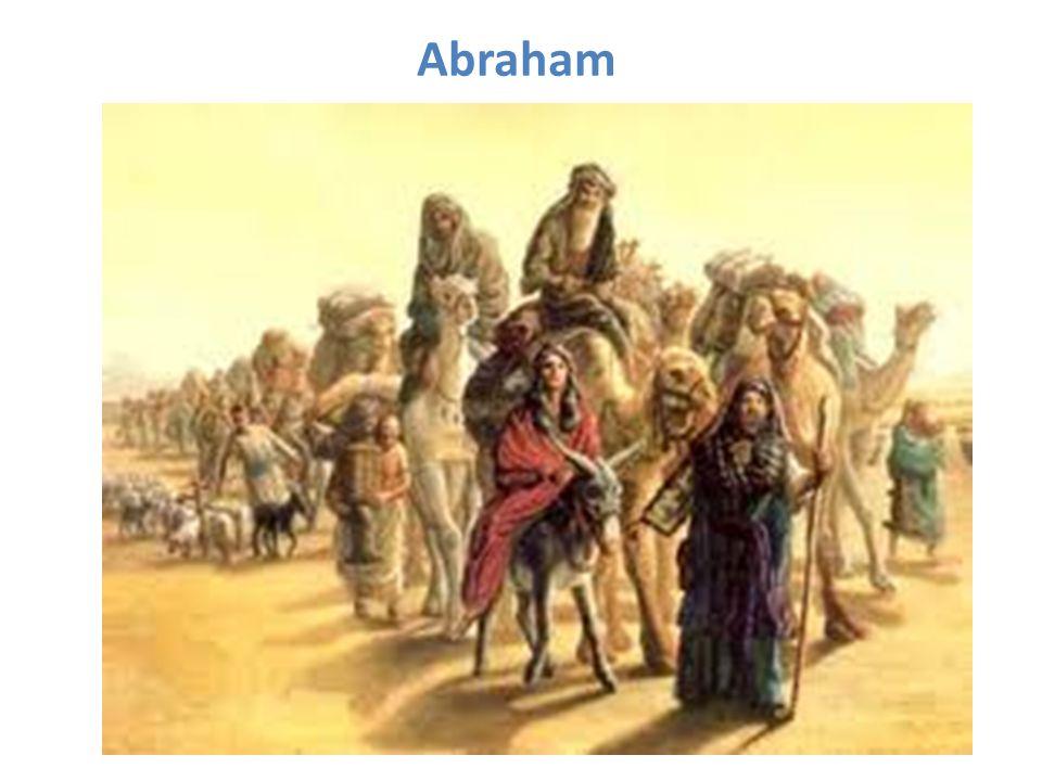 De beloften van de vaderen: Ik zal u tot een groot volk (goj) maken, u zegenen en uw naam groot maken; en u zult tot een zegen zijn.