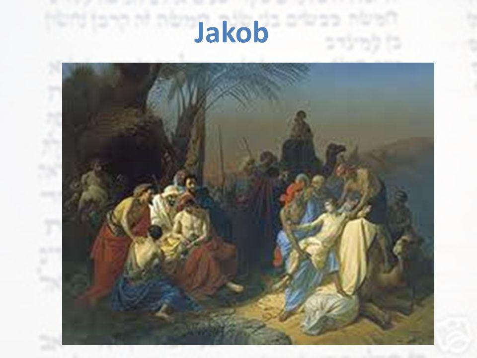 En zie, Jahweh stond boven aan die ladder en zei: Ik ben Jahweh, de God van uw vader Abraham en de God van Izak; dit land waarop u ligt te slapen, zal Ik u en uw nageslacht geven.