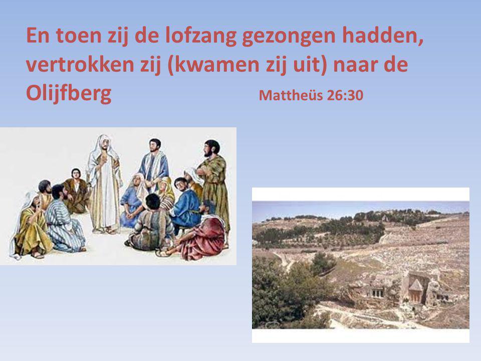 Kostbaar is in de ogen van Jahweh de dood van Zijn gunstelingen.… Psalm 116:15 ….U hebt mijn boeien losgemaakt....