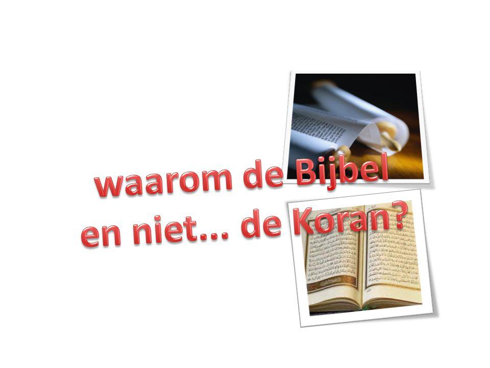 1. inleiding Islam & Koran actueel... * een kleine miljoen moslims in Nederland; 2