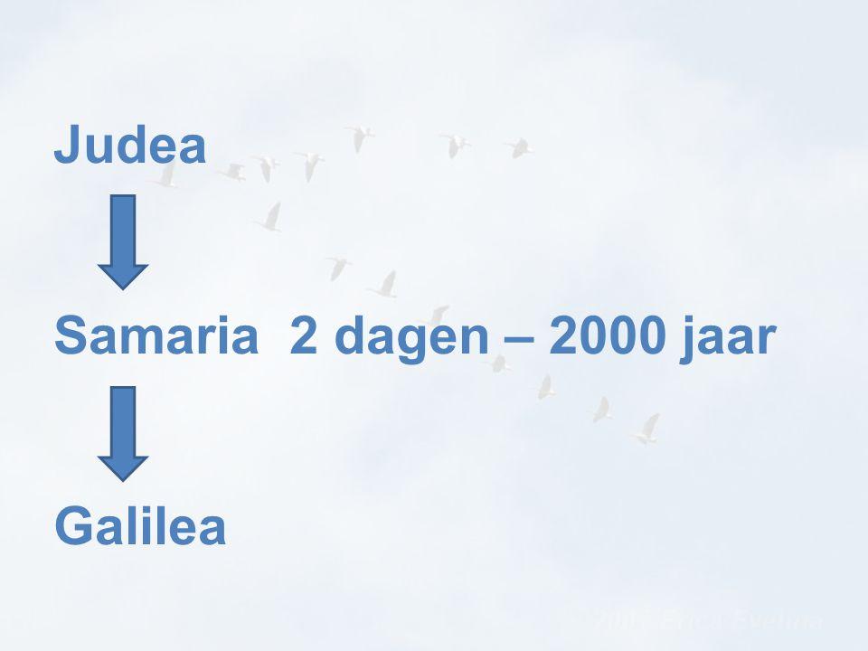 Judea Samaria 2 dagen – 2000 jaar Galilea