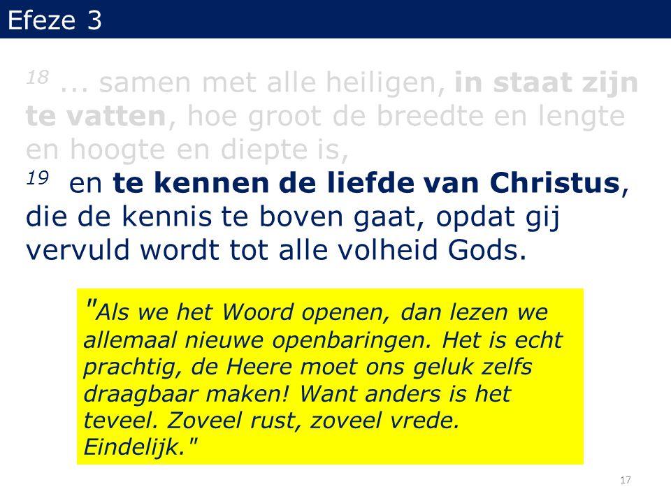 Efeze 3 18...