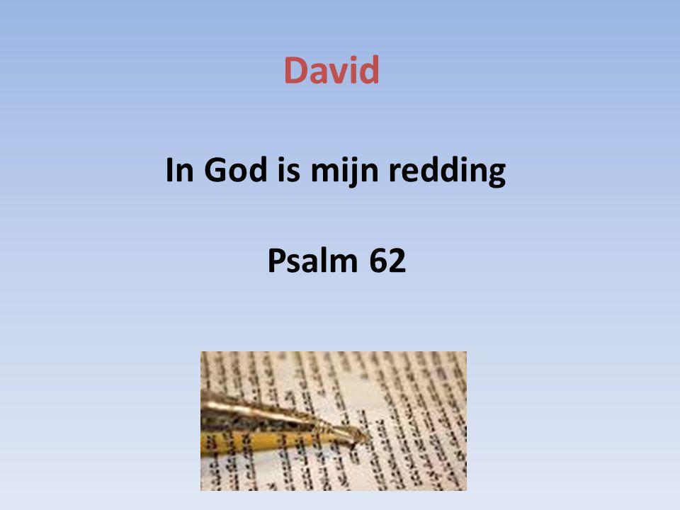 6.Alleen tot God (Alueim): wees stil, mijn ziel want van Hem komt mijn verwachting.