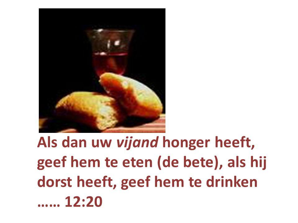 Laatste maaltijd Jezus antwoordde: Die is het aan wie Ik het stuk brood zal geven, nadat Ik het ingedoopt heb.