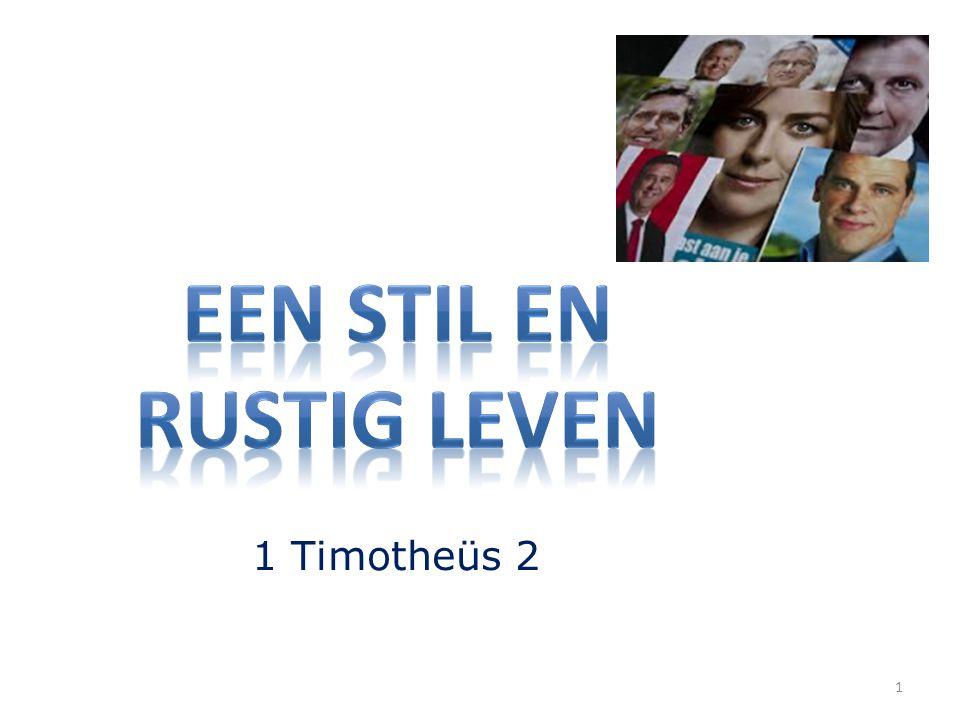 1 Timotheüs 2 1
