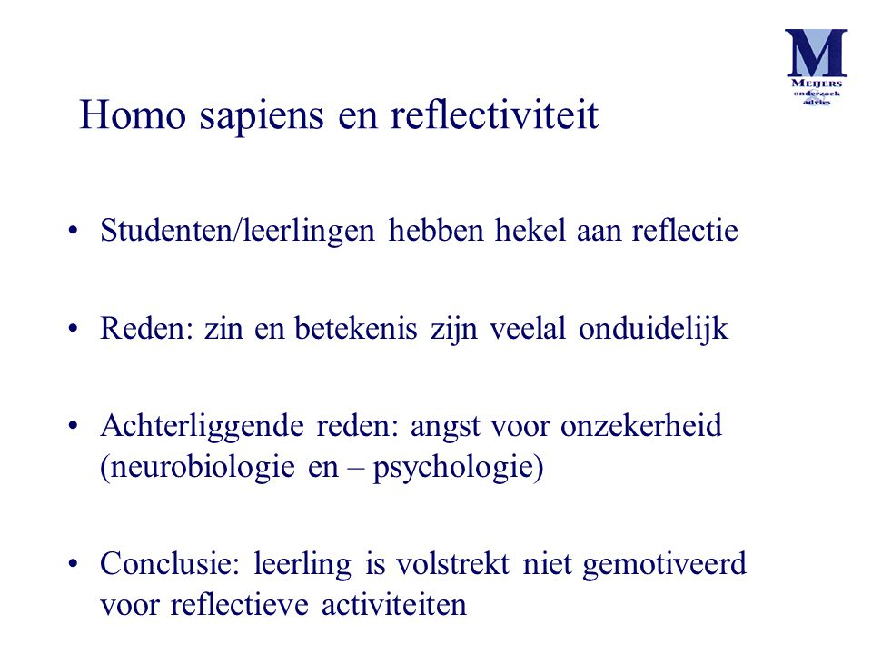 Wat is een motiverende leeromgeving.