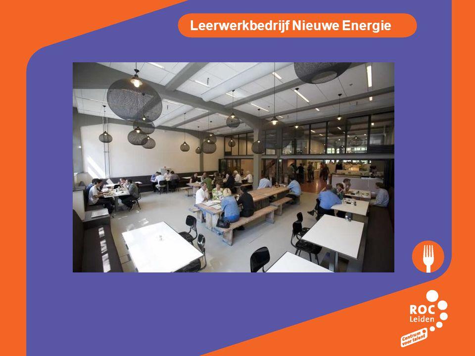 Leerwerkbedrijf Nieuwe Energie