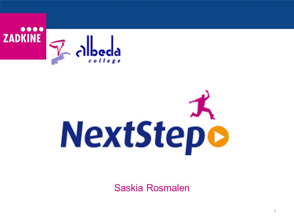 2 NextStep Idee ontstaan uit ervaringen SchoolEx enquête met daarbij als uitgangspunt: Preventie (uitval en 'lokethangen') Ervaringen op de arbeidsmarkt Basisidee: Waar is de deelnemer altijd.