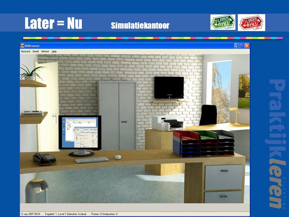 Later = Nu Simulatiekantoor