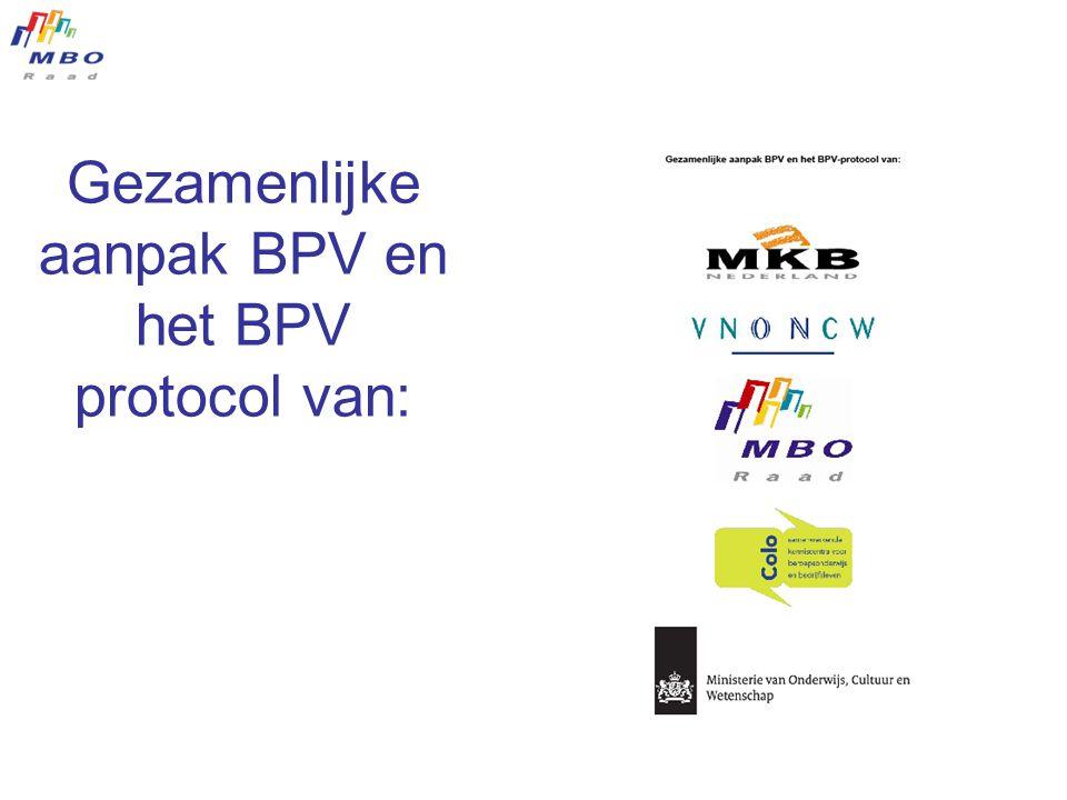 Gezamenlijke aanpak BPV en het BPV protocol van: