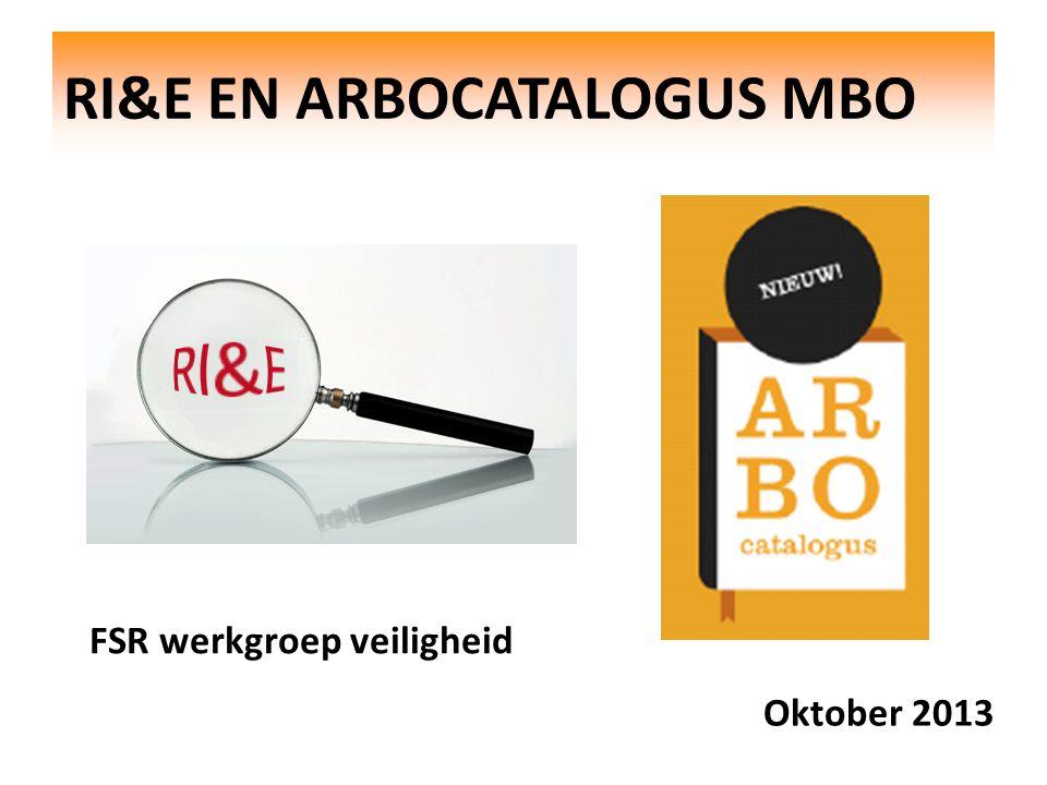 In de Arbocatalogus leggen vertegenwoordigende organisaties van werkgevers en werknemers op sectorniveau vast welke maatregelen werkgevers moeten nemen om aan de doelvoorschriften in de Arbowet te voldoen.
